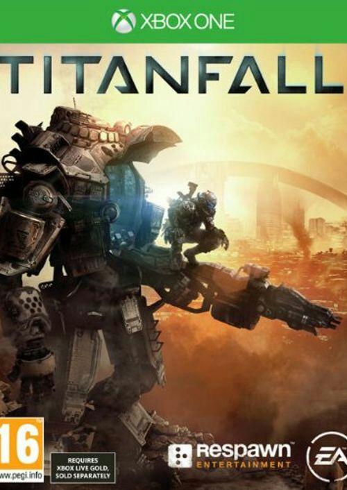 CD Keys Titanfall Xbox One