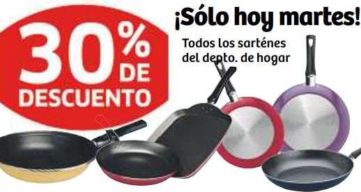 Soriana: 30% de descuento en todos los sartenes