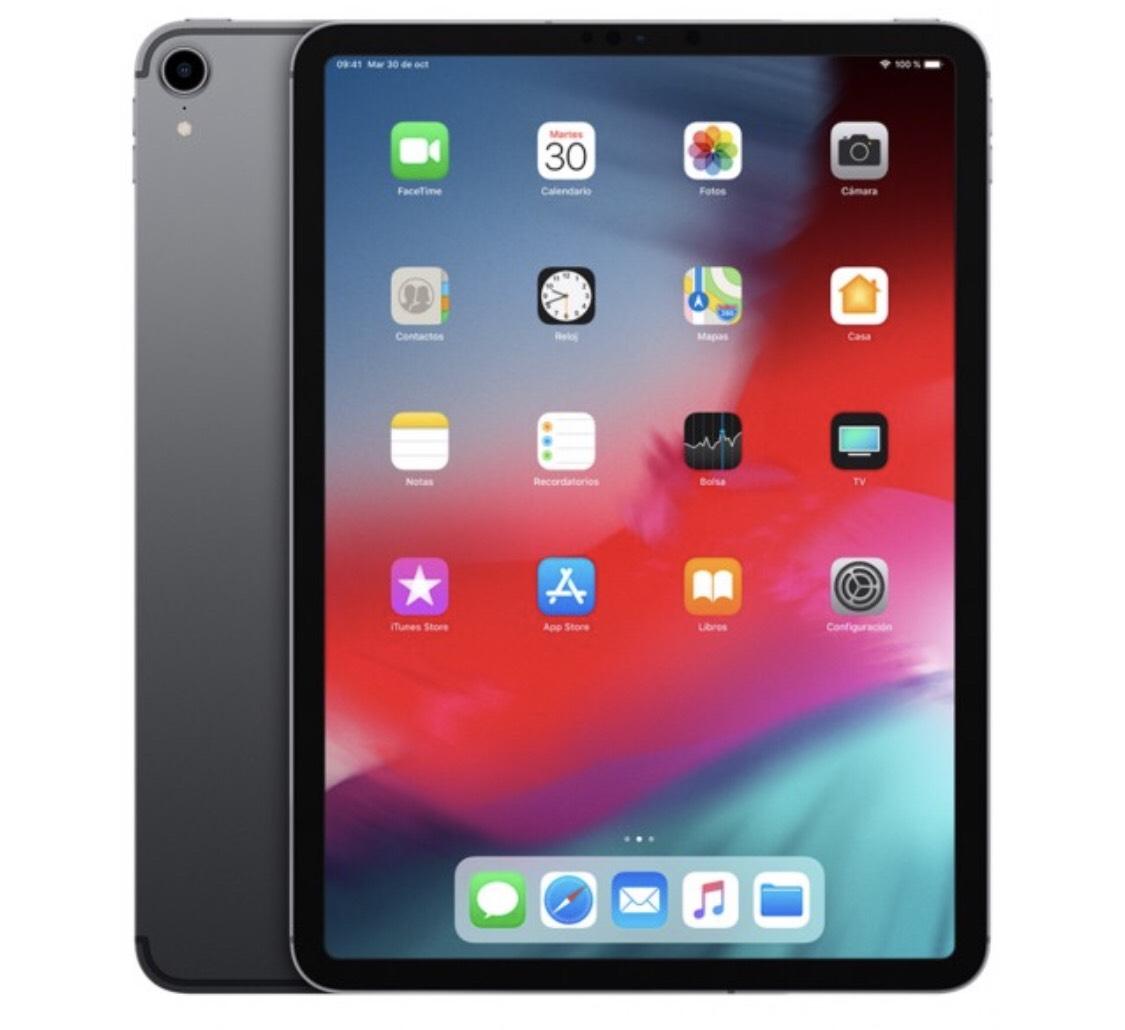 Palacio de hierro: iPad Pro 11'' Gris espacial 64GB