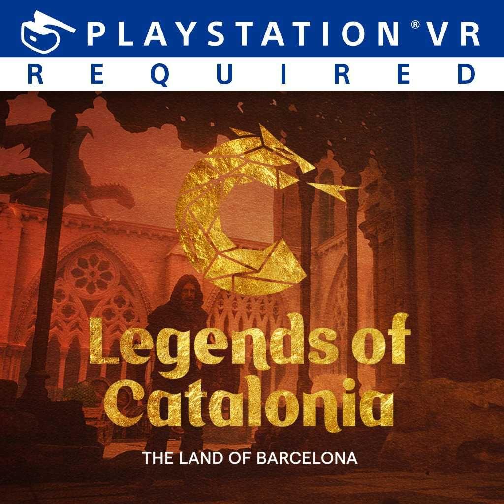 Playstation store - LEGENDS OF CATALONIA PSVR GRATIS