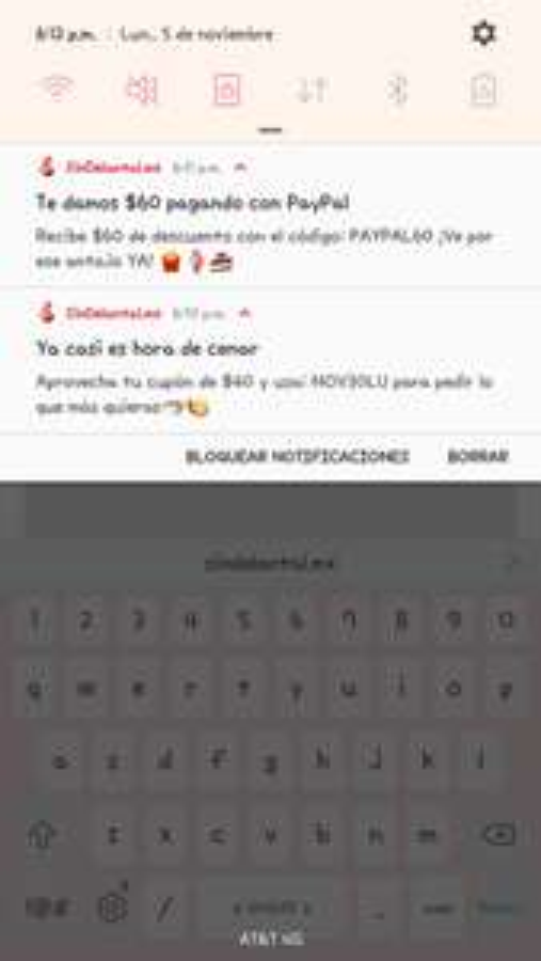 SinDelantal: $40 pesos gratis para su cena amiguitos