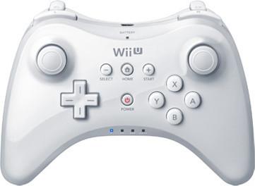 Dprisa: Control Wii U Pro Blanco genérico $239