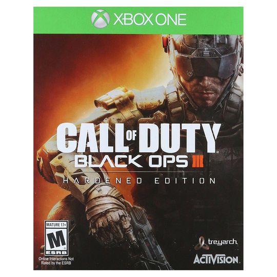 Privalia: Black Ops III Edición Hardened Xbox One
