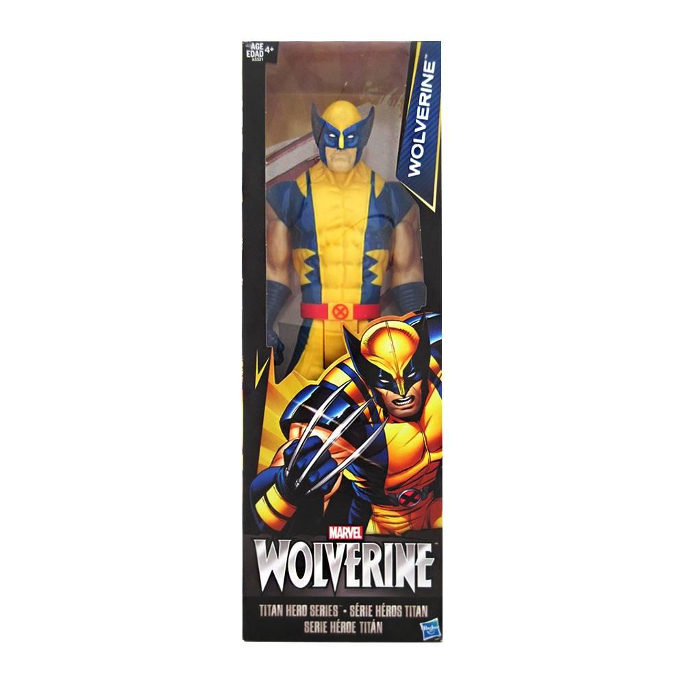 muñeco Wolverine en walmart online solo 25 pesos