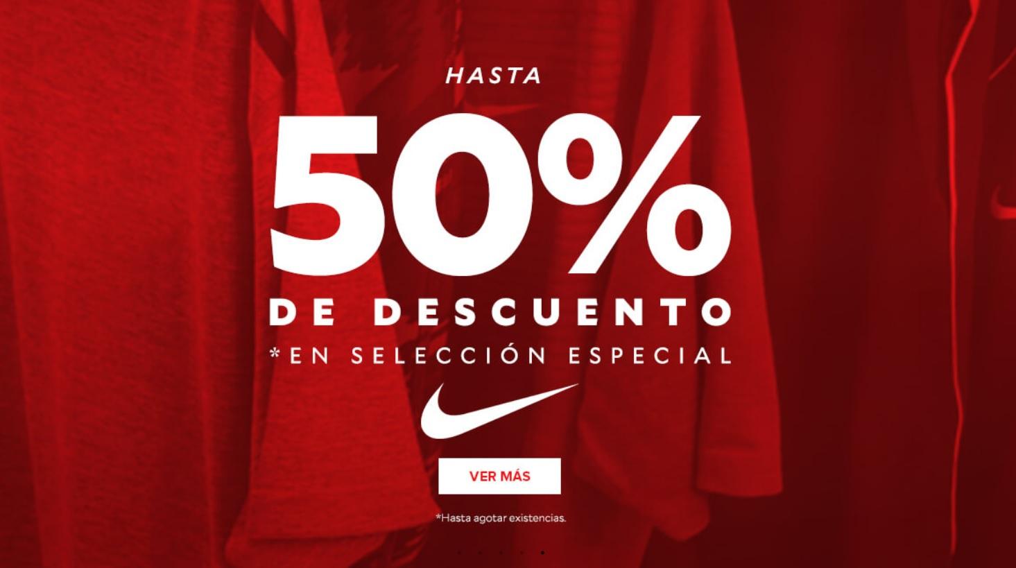 Innovasport en línea: hasta 50% en artículos seleccionados Nike