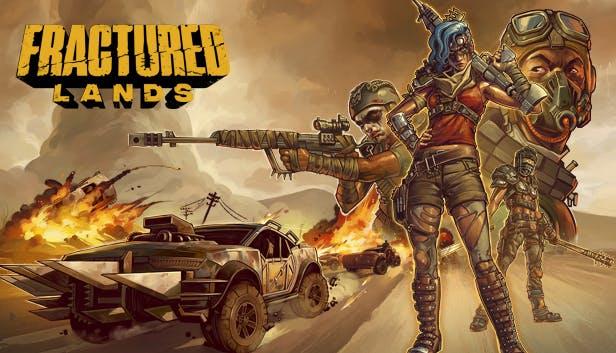 Humble Bundle: Fractured Lands (Steam) Gratis