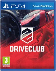 Best Buy: Driveclub para PS4 499 y Beyond Two souls PS3 299