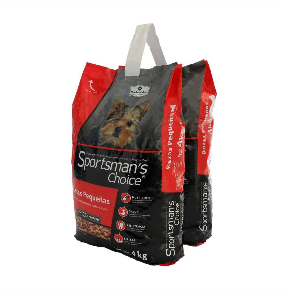 Sam's Club: Alimento para Perro Sportsman's Choice Razas Pequeñas 8 kg