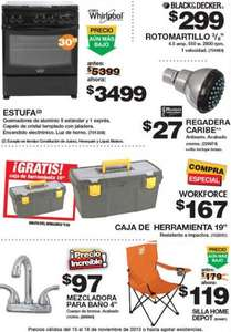 Ofertas del Buen Fin 2013 en The Home Depot