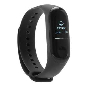 Aliexpress: Mi band 3 $368 con Mercado Pago