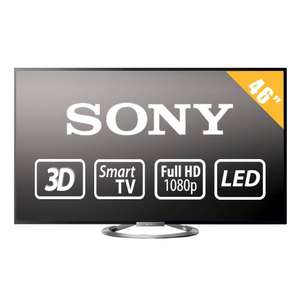 "Walmart: pantalla sony led 3d smart 46"" $12,999"