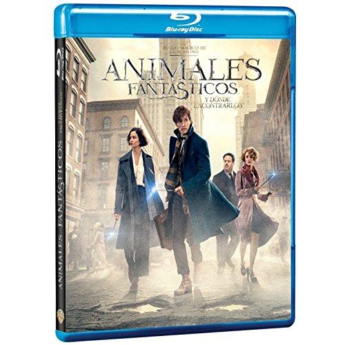 Amazon: Blu-ray Animales Fantásticos y Dónde Encontrarlos