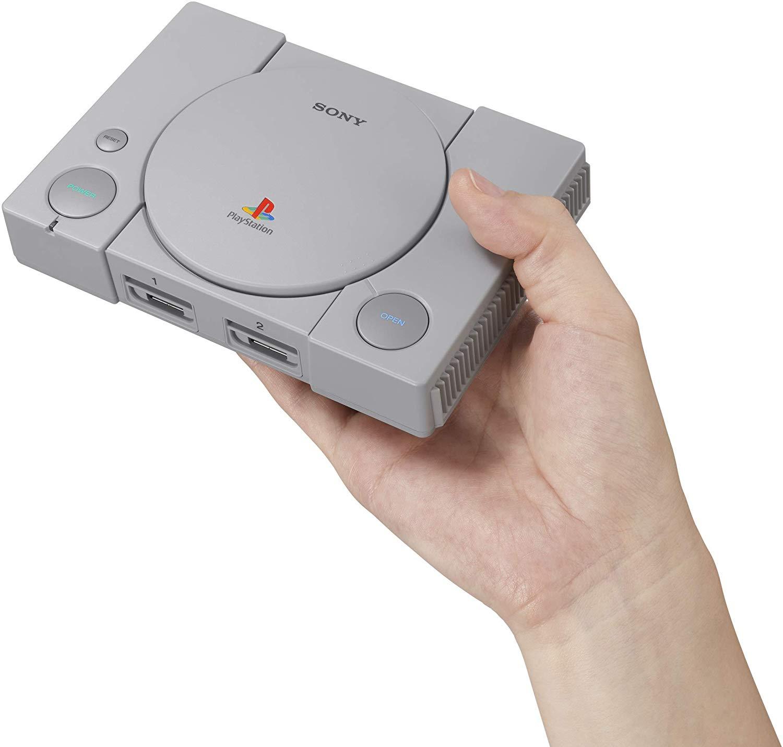 Amazon: Sony PlayStation Classic Mini Console preventa