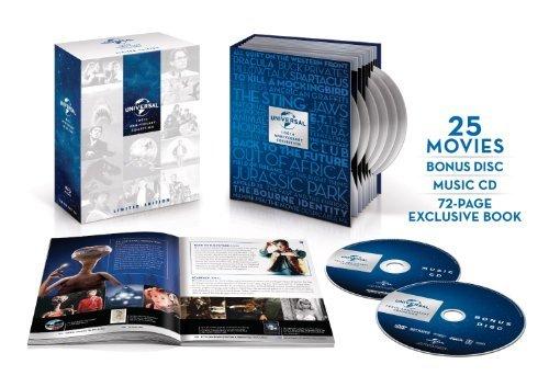 Amazon: Colección de 100 Años de Universal en DVD a $424.91