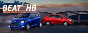 Chevrolet: Beat hatchback 2019 desde 141,700