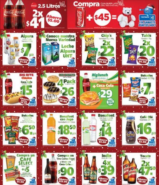 Promociones de cervezas en 7 Eleven hasta el 4 de diciembre