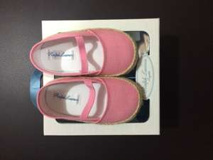 Liverpool: zapatitos Ralph lauren de $600 a $150