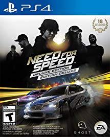 Need for Speed™ Edición Deluxe PS4