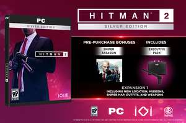 Hitman 2 Gratis en Steam