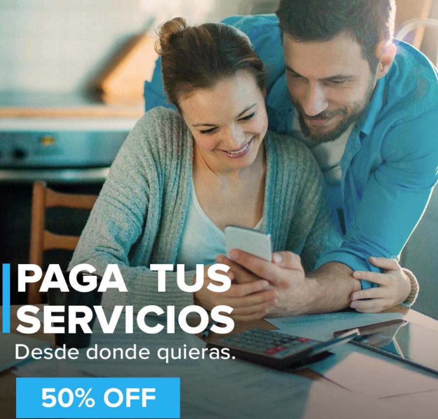 Pre Buen Fin 2018 Mercado Pago: 50% de descuento en servicios (14 y 15 de Nov, max $100)