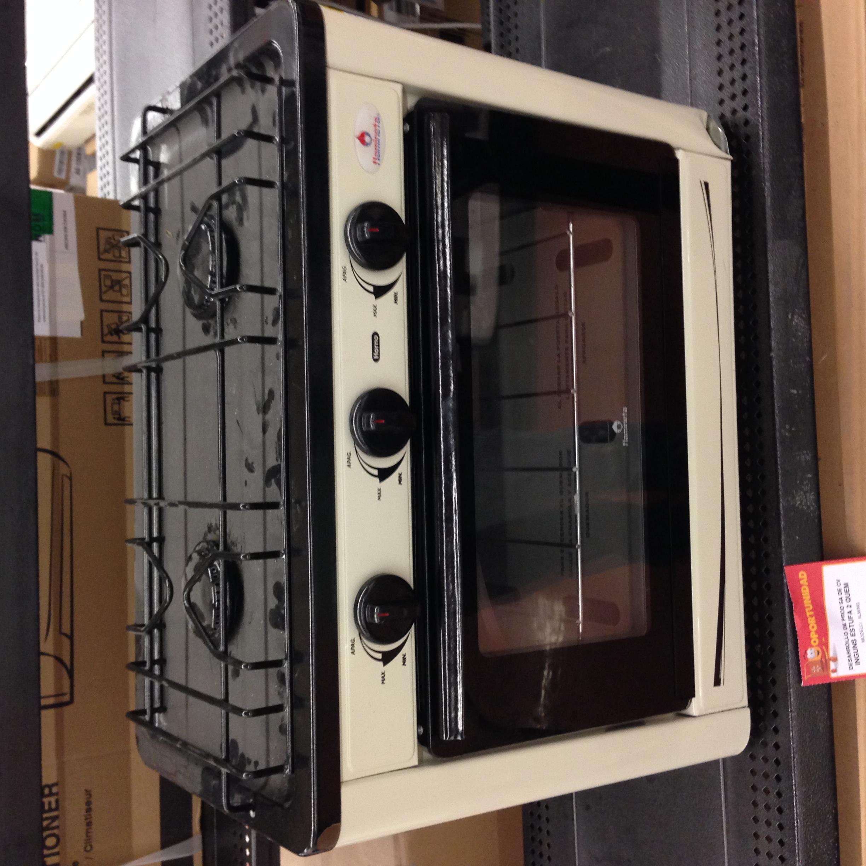 Walmart: estufa dos quemadores en $400.01