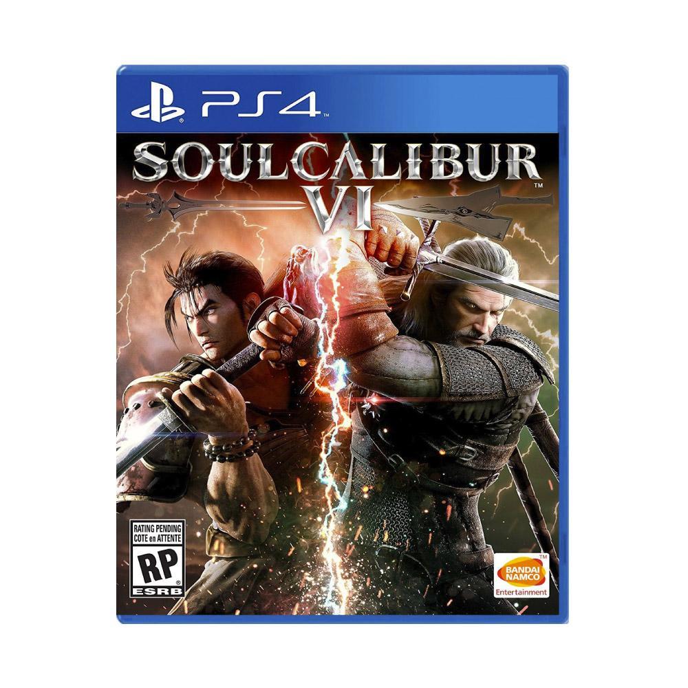 Doto: Soul Calibur para PS4