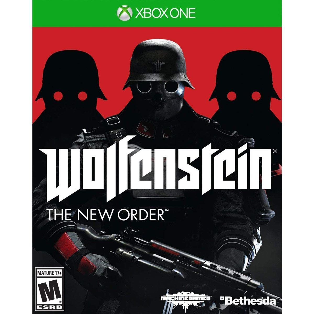 Sanborns: Wolfenstein para Xbox One y más juegos a menos de $300