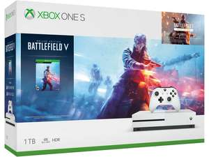 Liverpool: Xbox One S 1 TB + Battlefield V Deluxe Edition