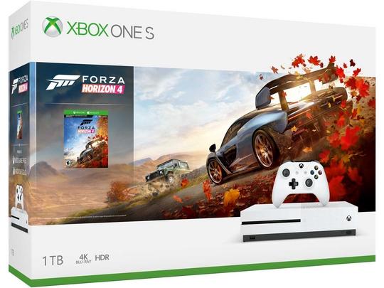 Liverpool: Xbox One S 1 TB + Forza Horizon 4