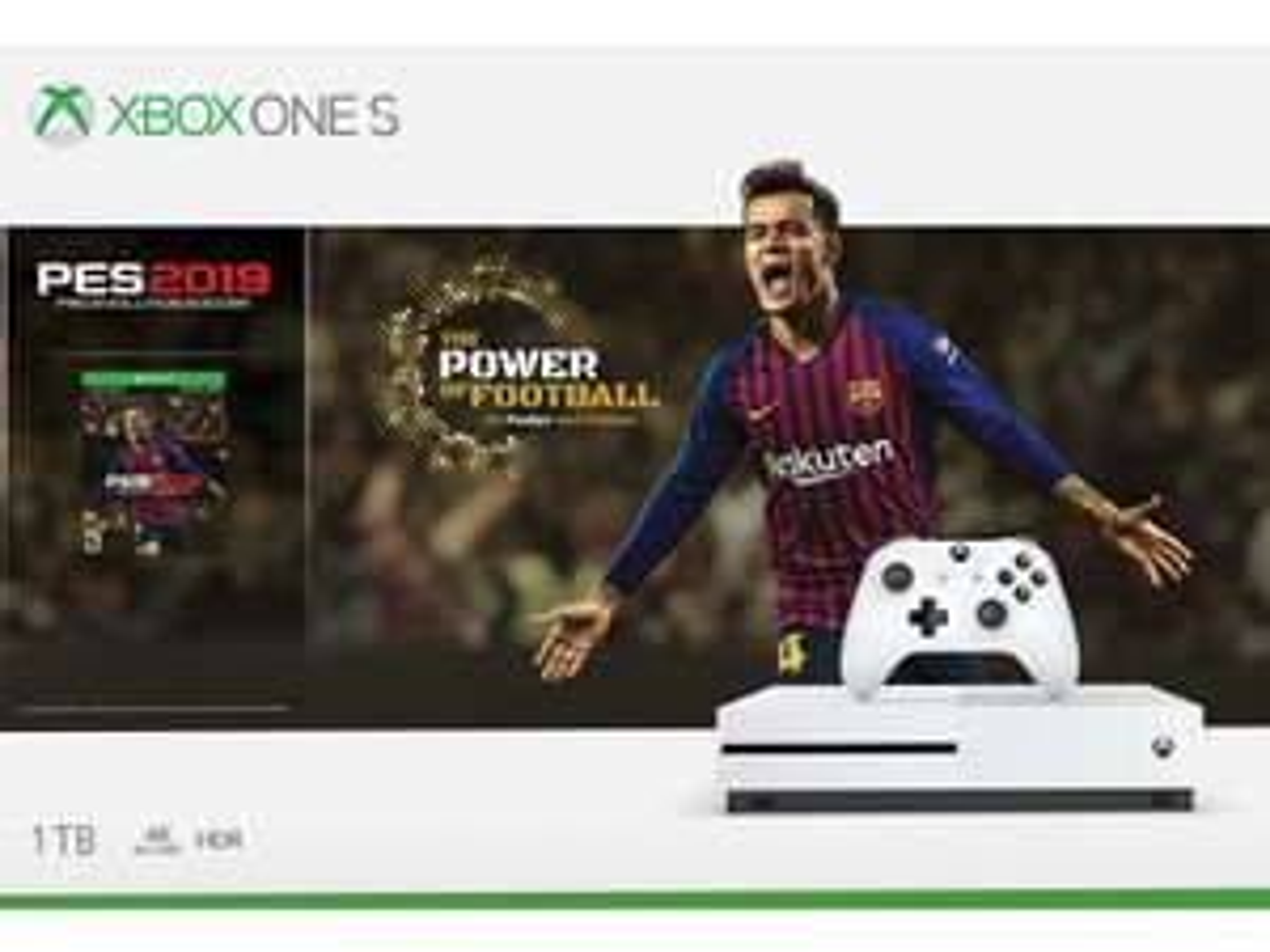 Liverpool: Consola Pro Evolution Soccer 2019 Xbox One 1 TB