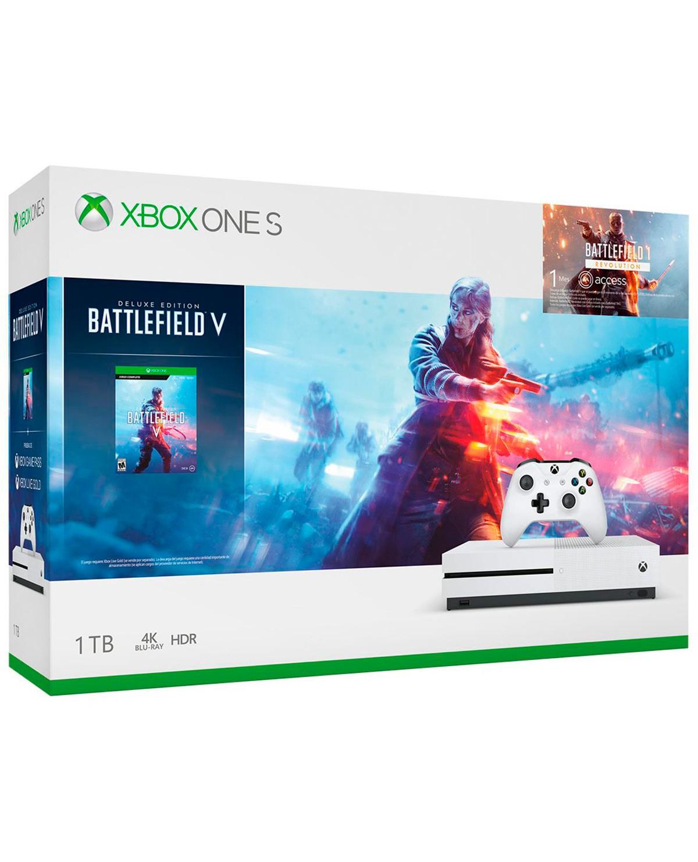Game Planet: Todas las consolas Xbox One S de 500 y de 1 tb a precio especial