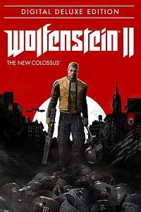 Microsoft Store: Wolfenstein 2: Deluxe Edition Xbox One