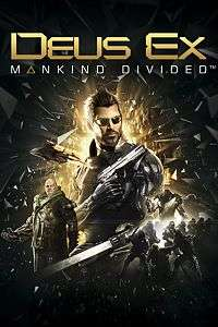 Microsoft Store: Deus Ex: Mankind Divided Xbox One