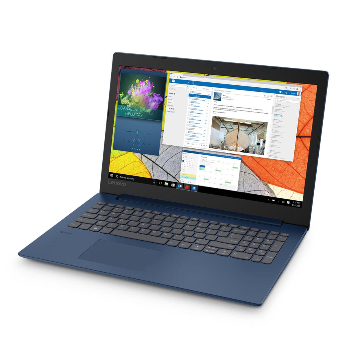 Chedraui: Laptop Lenovo Core i5-8250U 8Gb 1TB (Pagando con BBVA Bancomer)