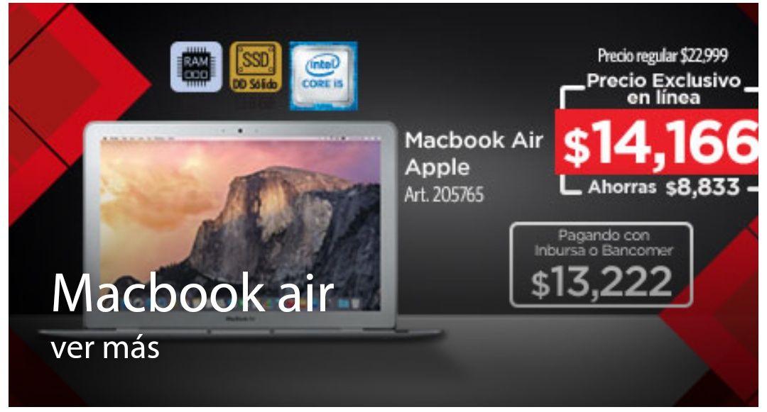 Buen Fin 2018 en Sam's Club: MacBook Air