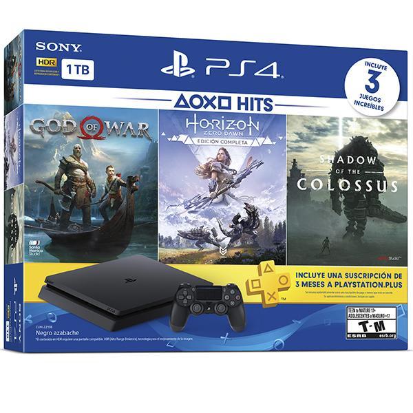 Gamers Retail: PlayStation 1TB Hits Bundle 4