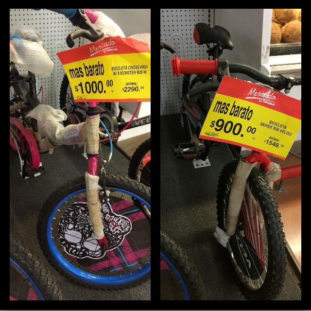 Soriana: bicicletas para niños en oferta