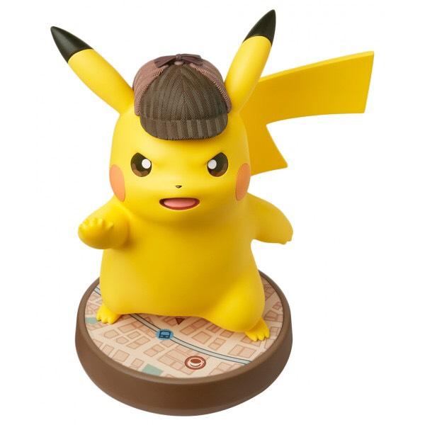 El Palacio de Hierro: Detective Pikachu Amiibo