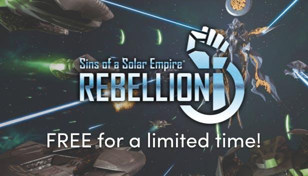 Humble Bundle: Sins of a Solar Empire: Rebellion® (Steam) Gratis