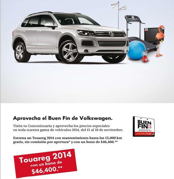 Ofertas del Buen 2013 en Volkswagen