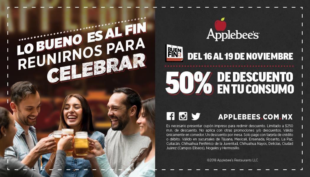 AppleBeees: 50% de descuento en sucursales participantes