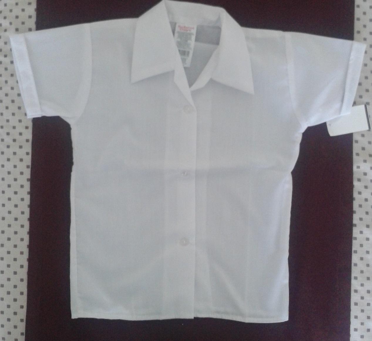 Bodega Aurrerá: Camisa escolar $9.02