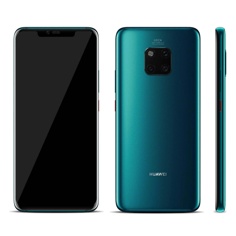 Telcel CAC: Huawei Mate 20 Pro+ Huawei P Smart en plan Max sin limite 1000