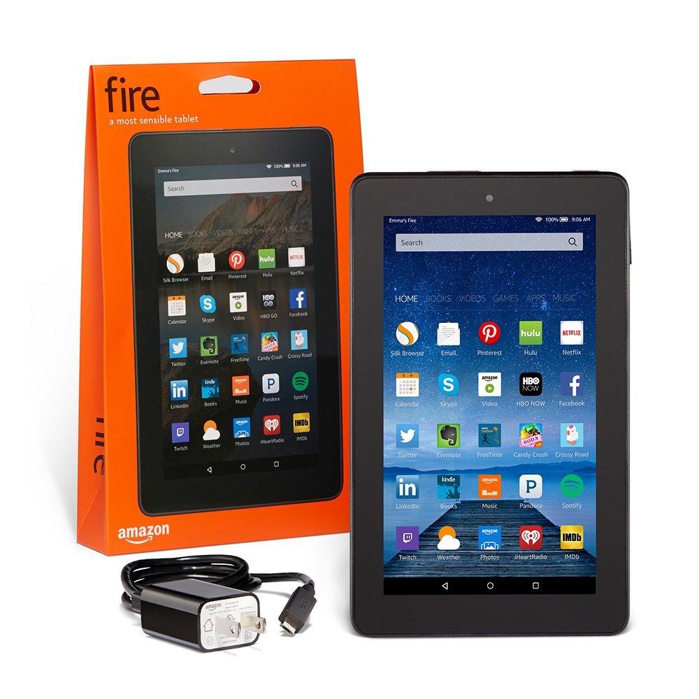 """Amazon - Nueva Kindle Fire 7"""" por $50 dólares - Lanzamiento el 30 de Septiembre"""