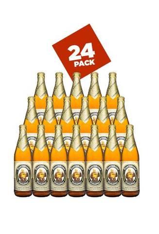 Beerhouse: 24 Franziskaner Weissbier