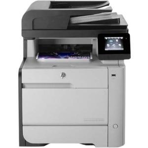 Amazon: HP M476dw Impresora láser y multiuso, de color, con conexión inalámbrica, con escáner, fotocopiadora y fax a $3,232