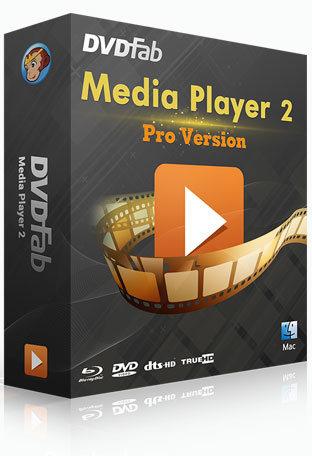 DVD Fab Media Player 2 Pro para MAC GRATIS