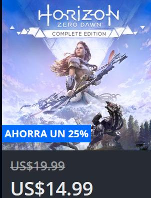 PlayStation Store: Horizon Zero Down: Complete Edition