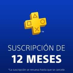 Black Friday 2018 Playstation Store: PS Plus 12 meses a 39.99 dolares
