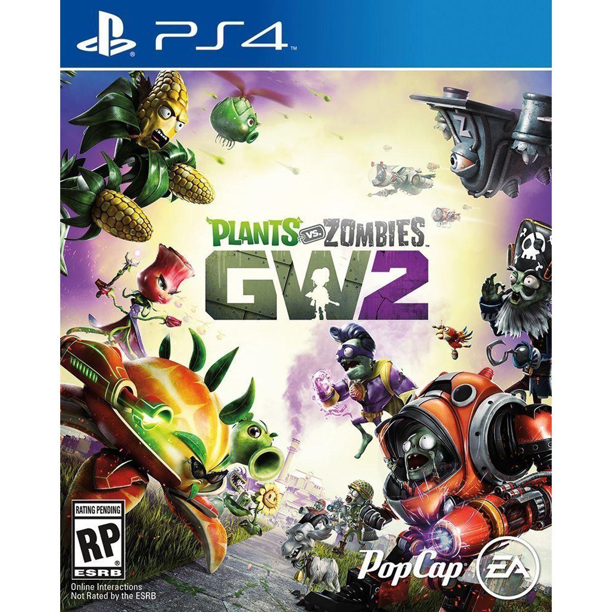 sanborns: Plants vs Zombies GW2 para PS4 Nuevo por $169
